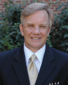 Head of School Gerald Boarman